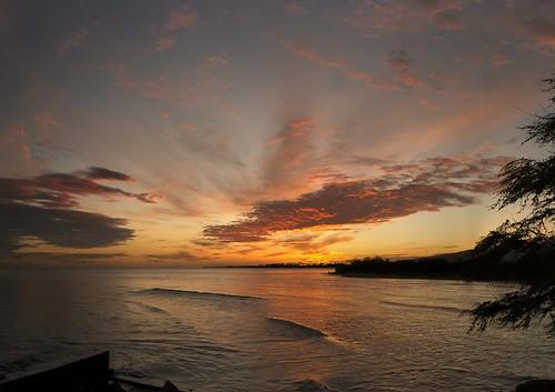 a6400 1650 sony sunset sky sea clouds honolulu hawaii hickamafb pearlharbor