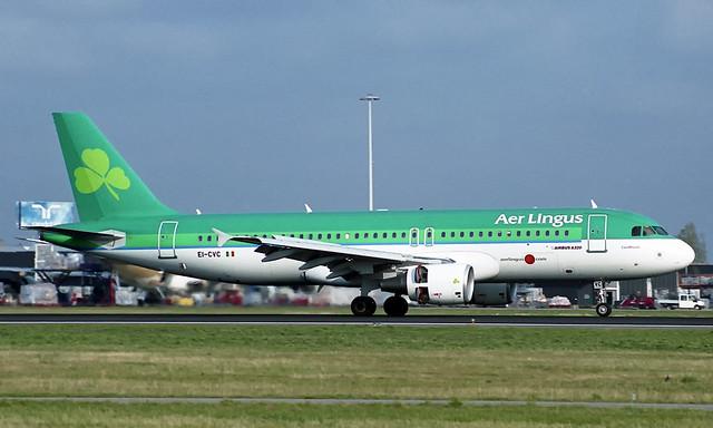 Airbus A320-214 EI-CVC