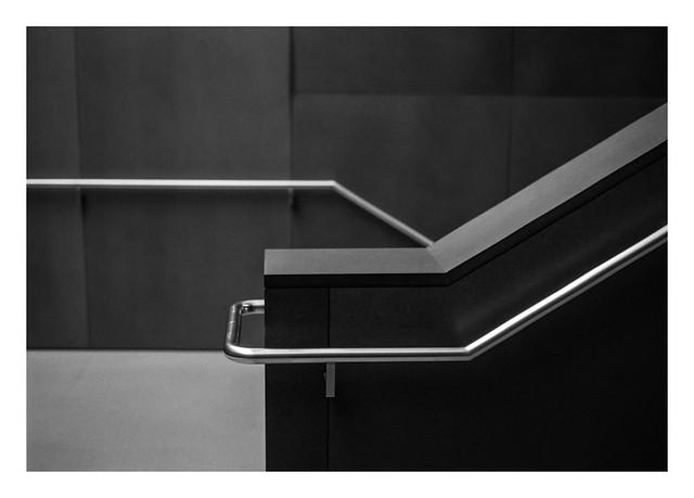 Hepworth stairwell