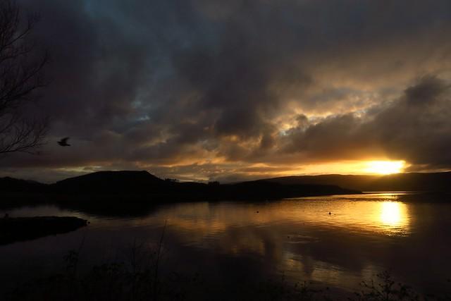 Daybreak, Loch Fyne.