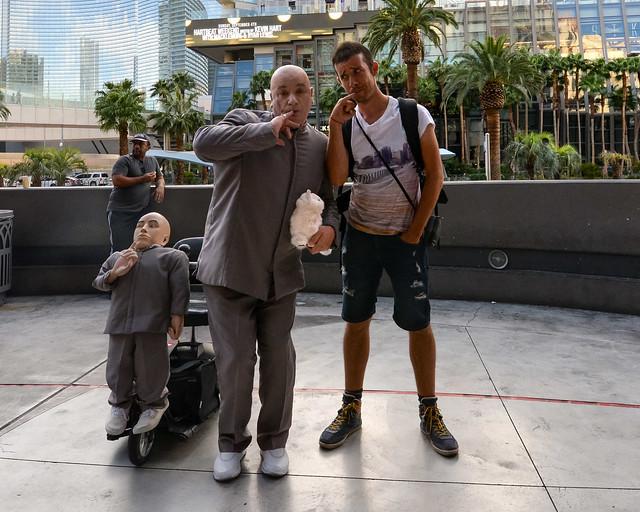 Diario de un Mentiroso con el Dr. Maligno en Las Vegas