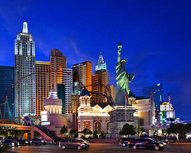 Hotel New York de Las Vegas