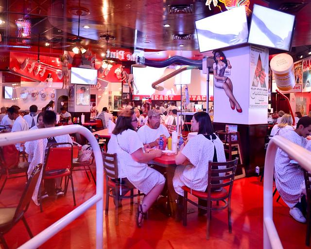 Restaurante Heart Attack Grill