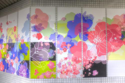 30-03-2020 Kyoto, Sanjo-Keihan Station (7)