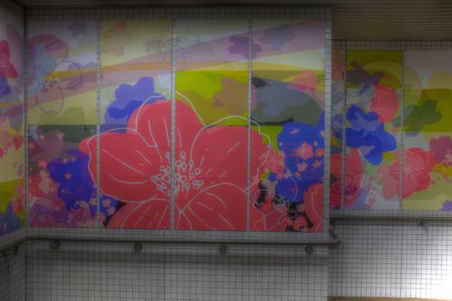 30-03-2020 Kyoto, Sanjo-Keihan Station (3)