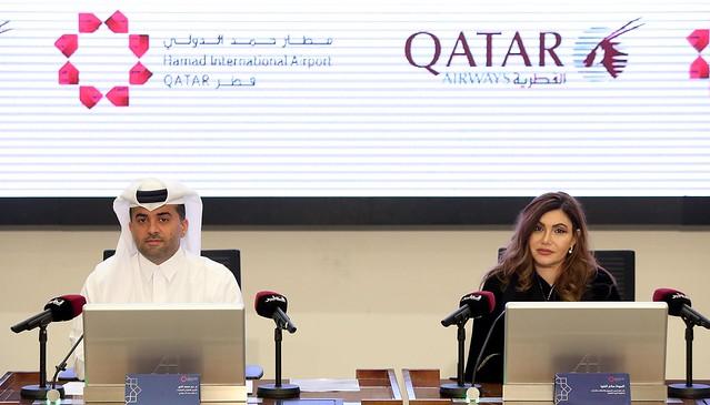 Qatar Airways - Press Conference