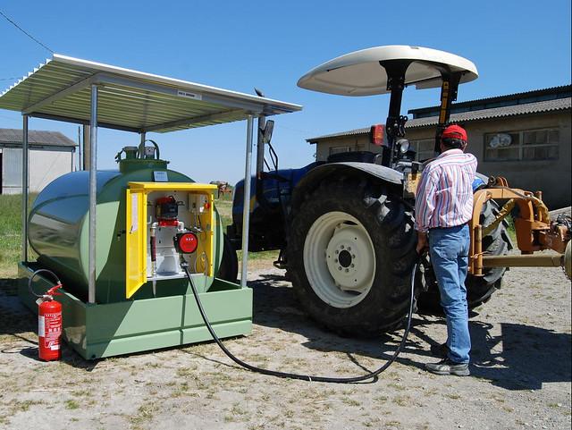 carburante agricolo