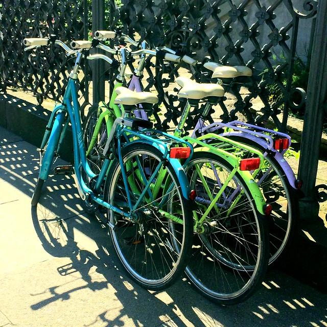 Bicycles, Copenhagen