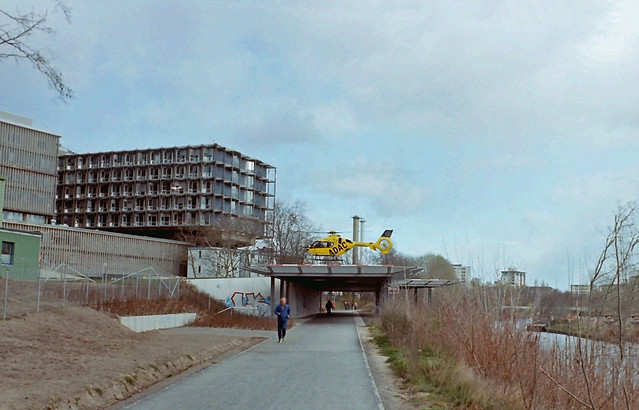 Christoph 31 Berlin Neuer Landeplatz 31.3.2020