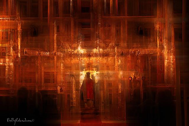 αγιο ορος Θεία Λειτουργία' IV