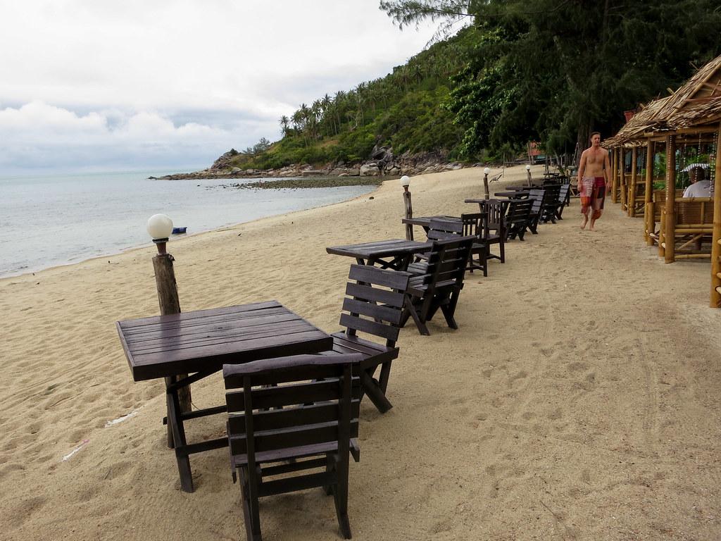 Bottle beach bars & restaurant
