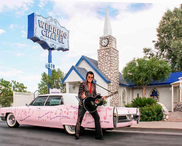 Boda en Las Vegas