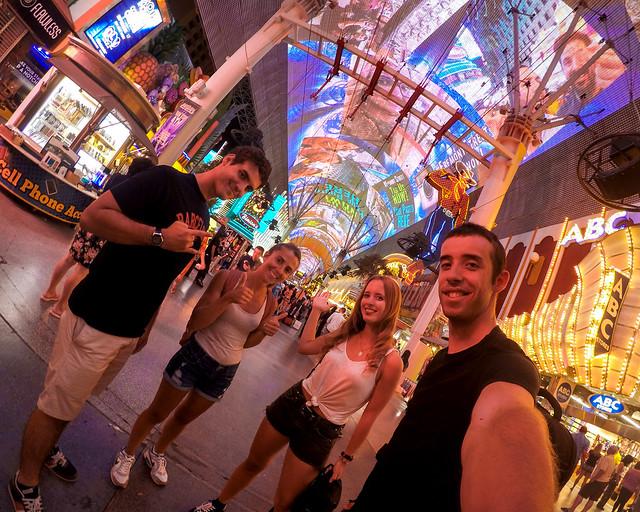 Freemont, uno de los lugares más importantes que visitar en Las Vegas
