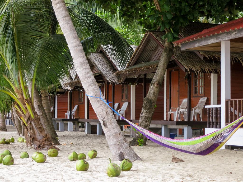 Bottle Beach 1 Resort beachfront bungalows