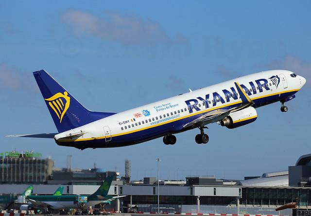 EI-DWX - Ryanair B737-800