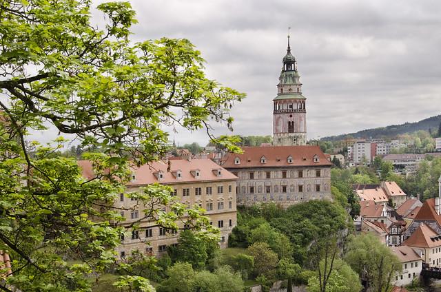 Czech Republic:  Český Krumlov - Photo #3