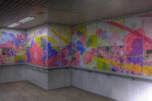 30-03-2020 Kyoto, Sanjo-Keihan Station (2)