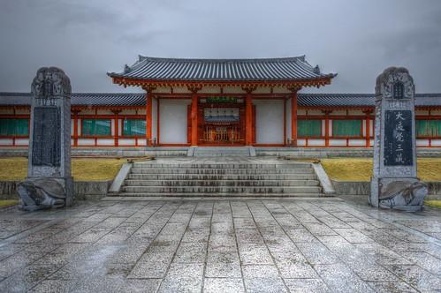 01-04-2020 Nara, Yakushi-ji-Temple vol02 (4)