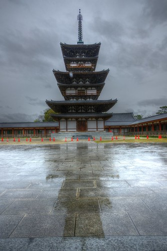 01-04-2020 Nara, Yakushi-ji-Temple vol02 (3)