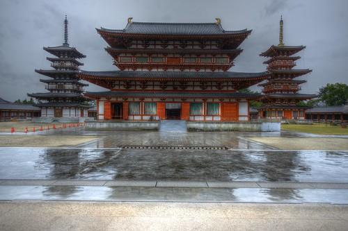 01-04-2020 Nara, Yakushi-ji-Temple vol02 (1)