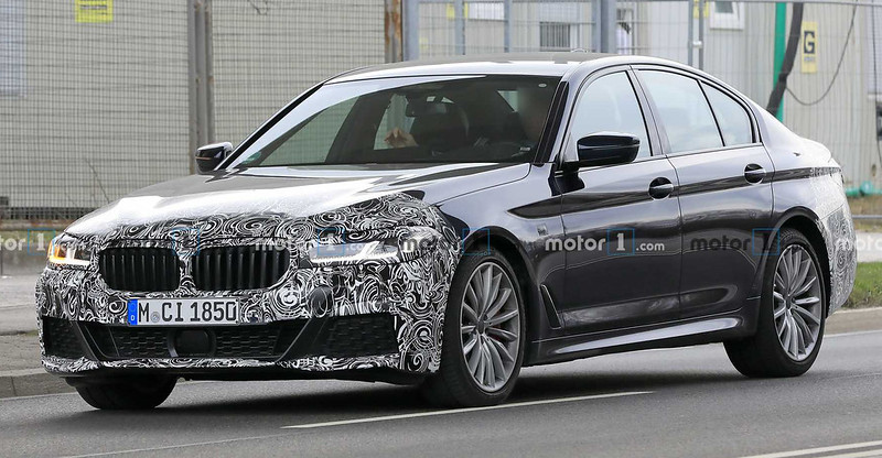 2021-bmw-5-series-facelift-spy-photo (2)