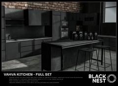 BLACK NEST / Vahva Kitchen / FaMESHed