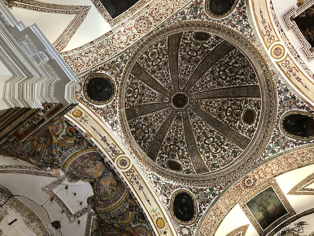 Interior de la iglesia de San Agustín en Almagro