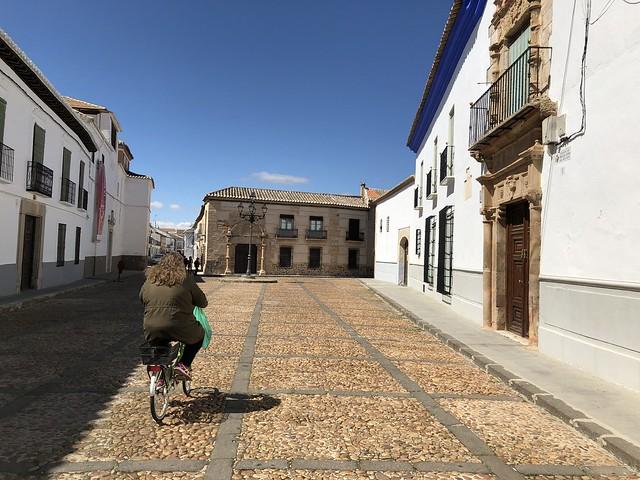 Zona noble de Almagro (Ciudad Real)