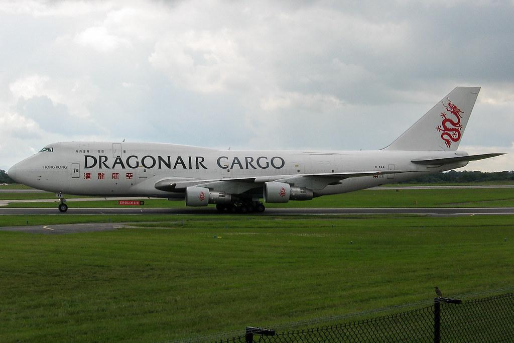 B-KAA   Boeing 747-312(F)   Dragonair