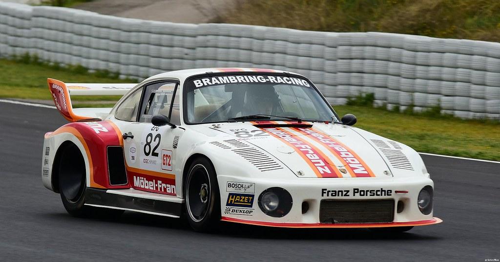 PORSCHE  935  1977 / Maxime  GUENAT / CHE