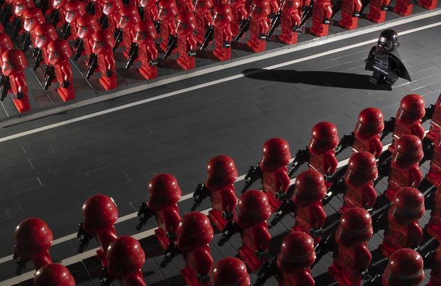 Kylo Ren's Imperial March