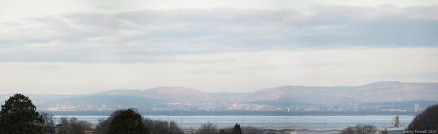 Severn Estuary March 30 Morning