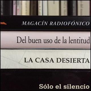 Magacín radiofónico en estado de alarma 1.4.20 #yomequedoencasa #frenarlacurva #haikusdestanteria #quedateencasa