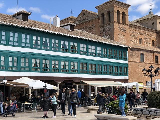 Plaza Mayor de Almagro. ¿Qué ver en Almagro? Guía de viaje.