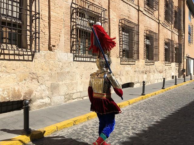 Armao en una calle de Almagro