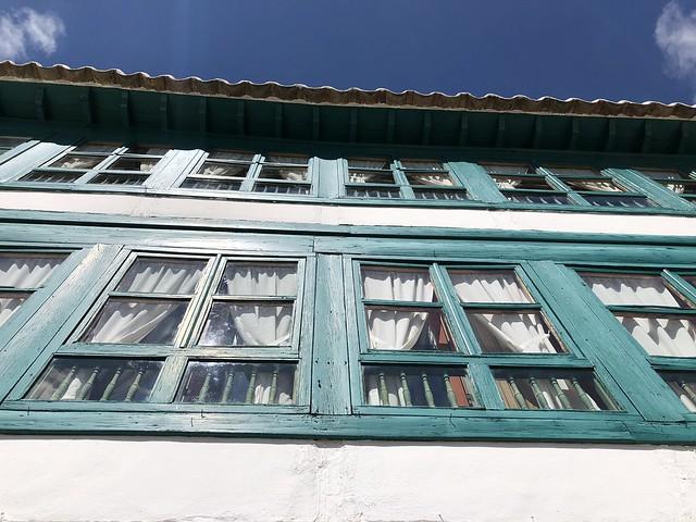 Detalle de la Plaza Mayor (¿Qué ver en Almagro?)