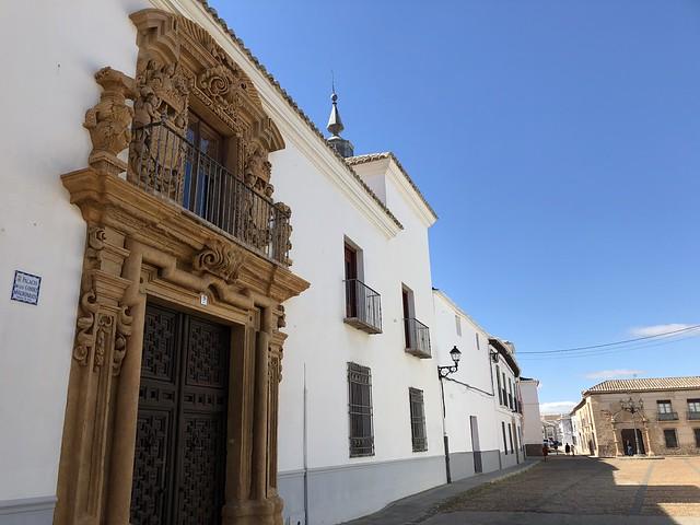 Casa de los Condes de Valdeparaíso en Almagro (Ciudad Real)