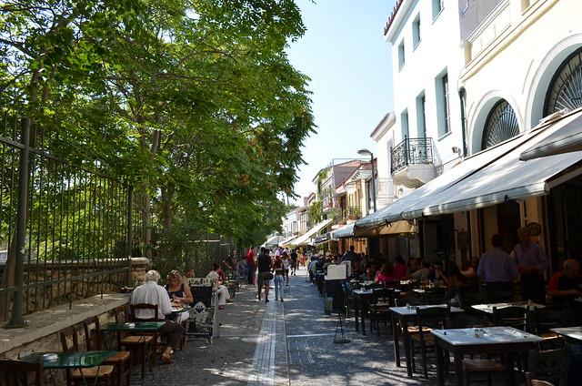 Streets of Monastiraki