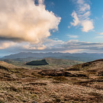 The Mourne Mountains from Slieve Croob (Remix)