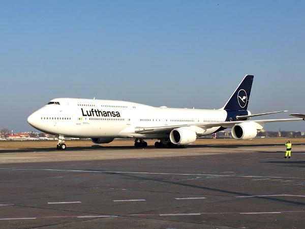 Lufthansa B747-8 BER (Lufthansa)
