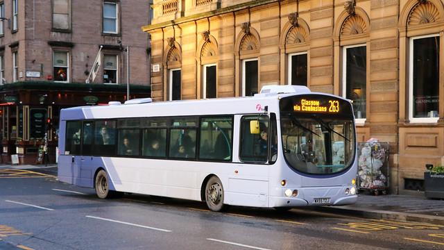 66947 WX55TZJ First Glasgow