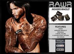 RAWR! Anchored Bracelet @ TMD