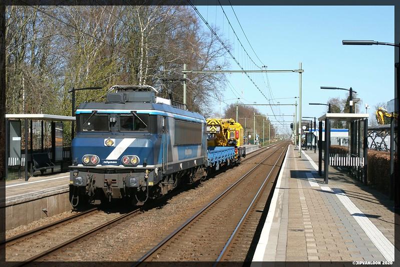 TCS 101002 // Etten-Leur, Station // 31-3-2020