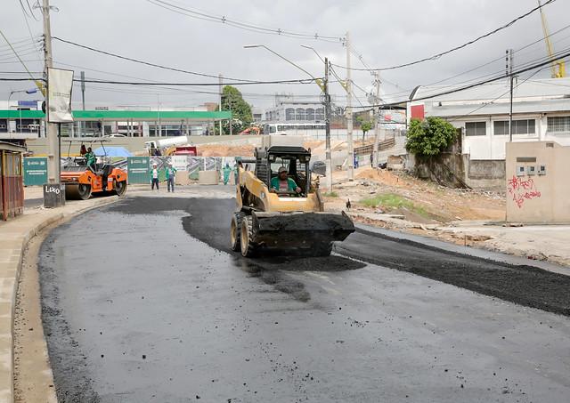 31.03.2020 Atualização da obra do complexo viário Ministro Roberto Campos