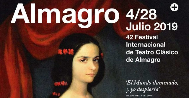Cartel del 42º Festival Internacional de Teatro Clásico de Almagro