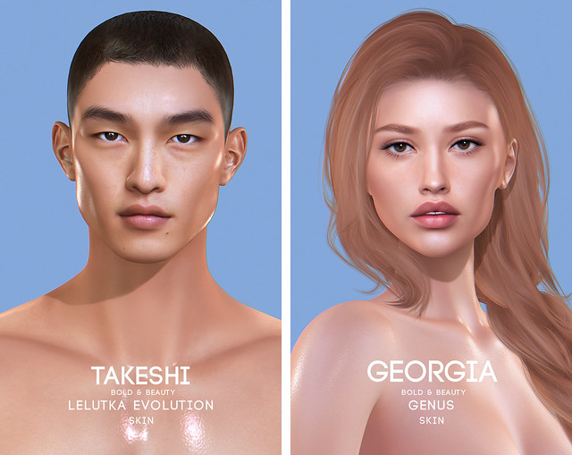 Bold & Beauty Takeshi & Georgia Applier + BOM @LEVEL