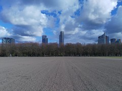 Social distancing with room to spare #skyline #treeline #architecture