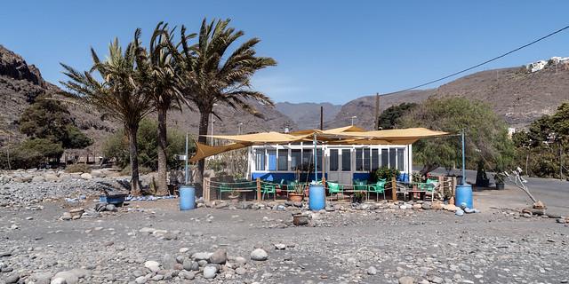 beach bar in the times of corona
