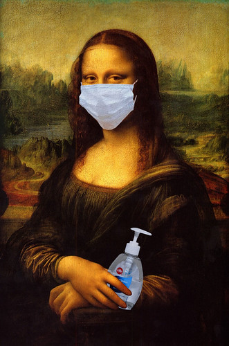 Mona Lisa 2020 | by oddsock