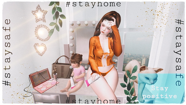 Stay Home ❤